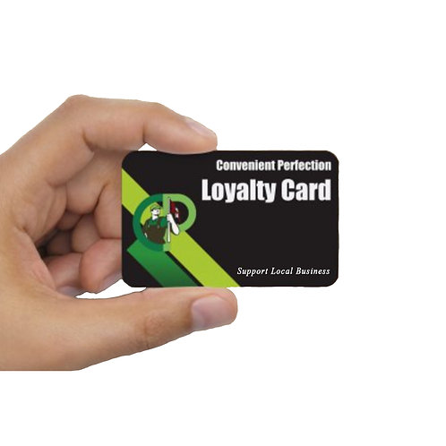 CP Loyalty Card