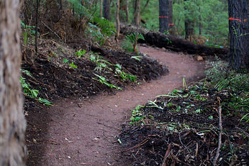 Common Ground Trails - Mountain Bike and Recreation Trail Design, Trail Construction, Trail Planning,