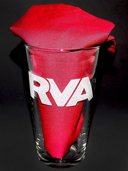 RVA Richmond VA Pint Glass