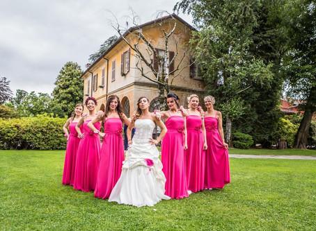 Fotografo Matrimoni Varese e Provincia