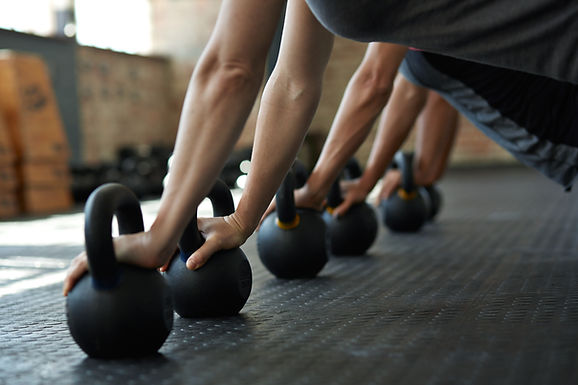 Strength & Conditioning @ Anchor Fitness