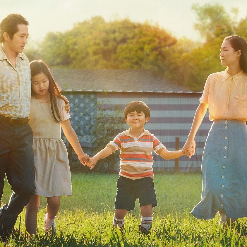 CINE CLUB: Minari. Historia de mi família