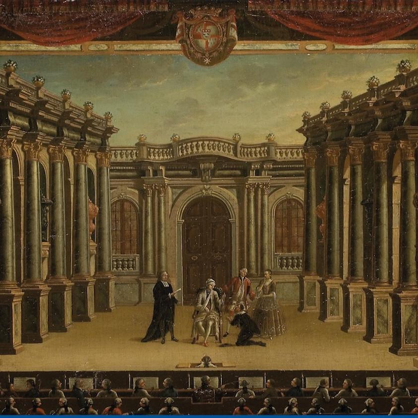 Presentació del llibre El teatre a Menorca: 250 anys d'activitat teatral de Gabriel Julià Seguí