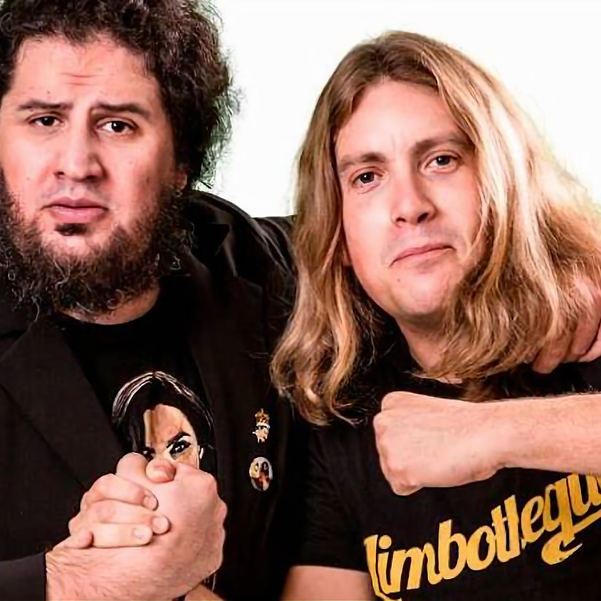 Grison Beatbox i Jaime Caravaca