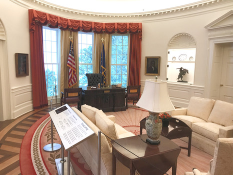 New York Historical Society - Oval Office