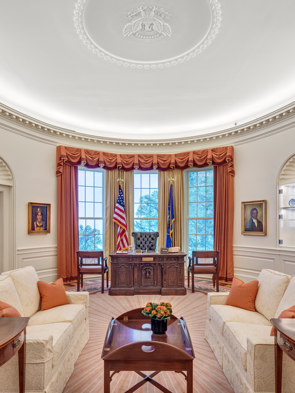 NYHS - The Oval Office
