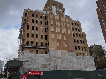 Update on RoundSquare's conversion of Former Bialystoker Nursing home