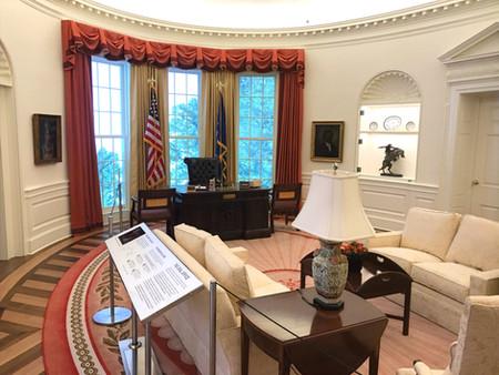 New-York Historical Society Replicates Reagan's Oval Office