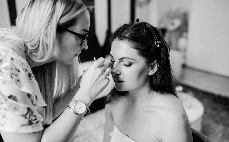Braut-Styling, Make-Up, Haare I Anastasia Hair & Beauty