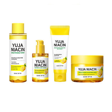 SOME BY MI - Yuja Niacin Brightening Package