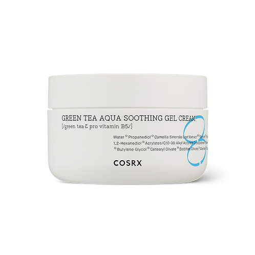 COSRX - Green Tea Aqua Soothing Gel Cream