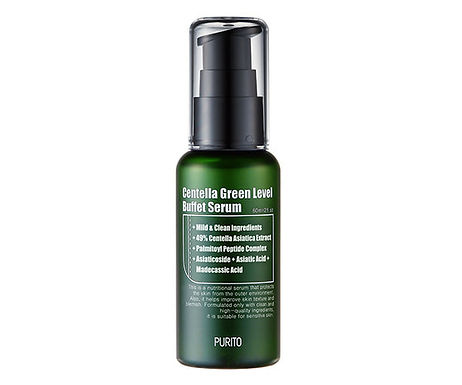 PURITO - Centella Green Level Buffet Serum