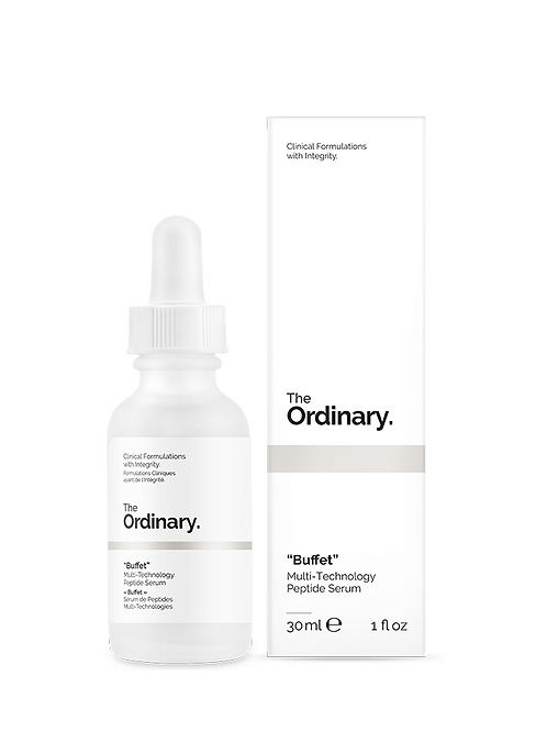 THE ORDINARY - Buffet