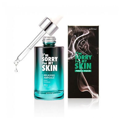 I'M SORRY FOR MY SKIN - Relaxing Ampoule