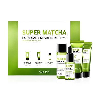 SOME BY MI - Super Matcha Pore Care Starter Kit
