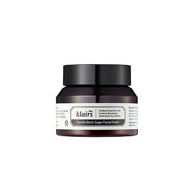 KLAIRS - Gentle Black Sugar Facial Polish