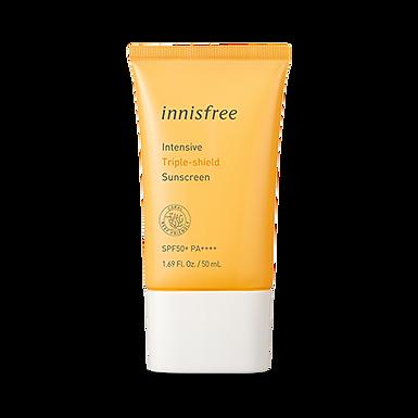INNISFREE - Intensive Triple-Shield Sunscreen SPF50+ PA++++