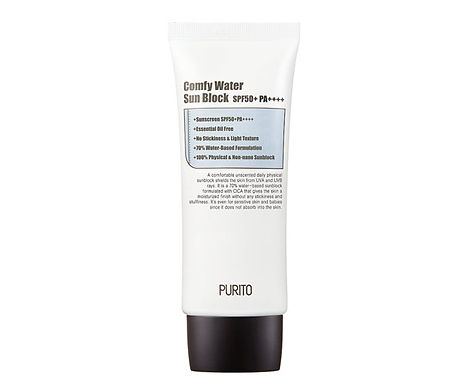 PURITO - Comfy Water Sunblock