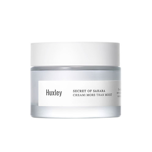 HUXLEY - Cream: More Than Moist
