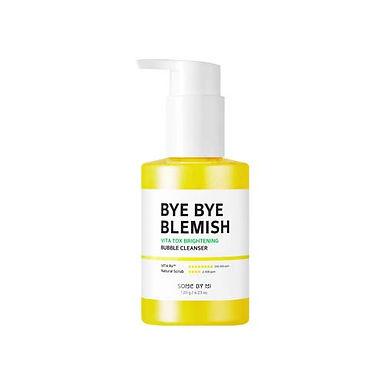 SOME BY MI - Bye Bye Blemish Vita Tox Brightening Bubble Cleanser