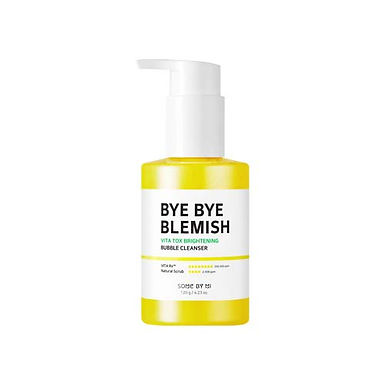 SOME BY MI - Bye Bye Blemish Vita Tox Brightening Bubble Cleanser
