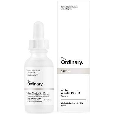 THE ORDINARY - Alpha Arbutin 2% + HA