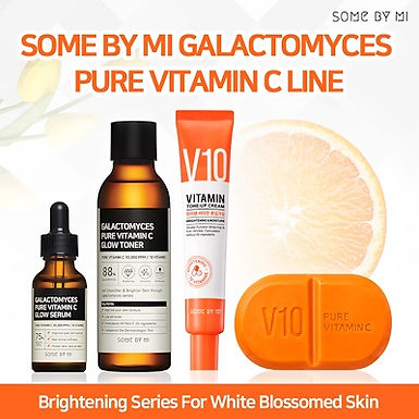 SOME BY MI - Package: Pure Vitamin C Line