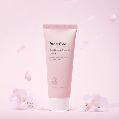 INNISFREE - Jeju Cherry Blossom Jam Cleanser