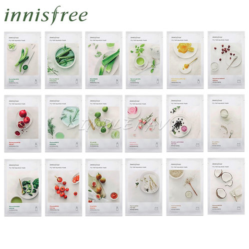 INNISFREE - My Real Squeeze Mask