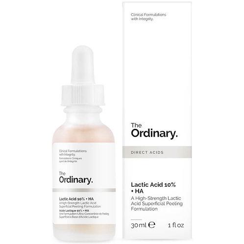 THE ORDINARY - Lactic acid 10% + HA