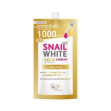 NAMU LIFE - Snail White Gold Serum