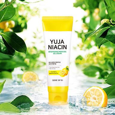 SOME BY MI - Yuja Niacin Gel Cream