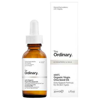 THE ORDINARY - 100% Organic Virgin Chia Seed Oil
