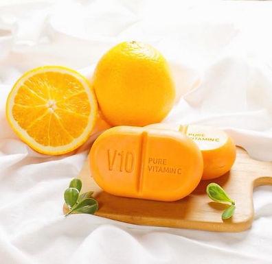 SOMEBYMI - Pure Vitamin C V10 Cleansing Bar