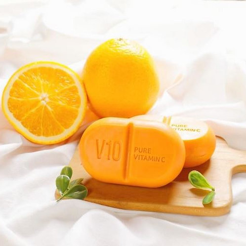 SOMEBYMI - Pure Vitamin C V10 Cleansing Bar