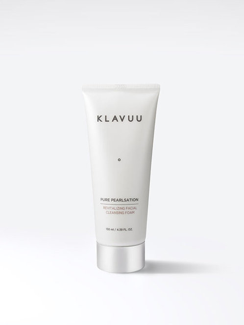 KLAVUU - Pure Pearlsation Revitalizing Facial Cleansing Foam