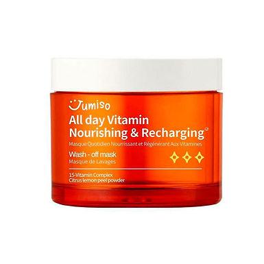 JUMISO - All Day Vitamin Nourishing & Recharging Wash-Off Mask