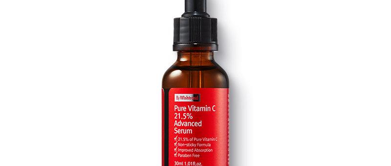 BY WISHTREND - Pure Vitamin C 21.5% Advanced Serum