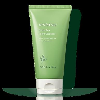 INNISFREE - Green Tea Foam Cleanser