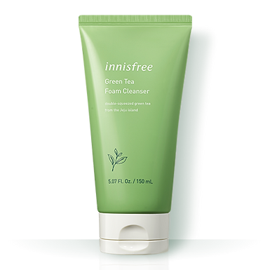 INNISFREE - Green Tea Foam Cleanser