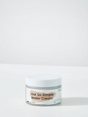 KRAVE BEAUTY - Oat So Simple Water Cream