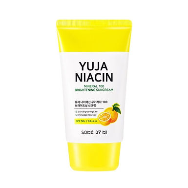 SOME BY MI - Yuja Niacin Brightening Suncream SPF50+ PA++++