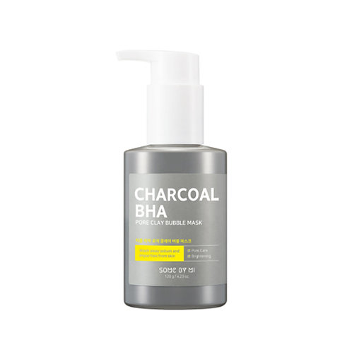SOME BY MI - Charcoal BHA Pore Clay Bubble Mask