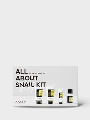 COSRX - All About Snail Kit