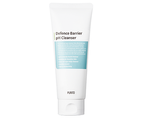 PURITO - Defence Barrier pH Cleanser
