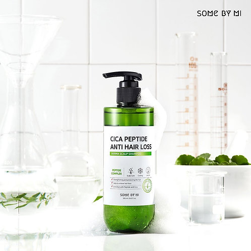 SOME BY MI - Cica Peptide Anti Hair Loss Derma Scalp Shampoo