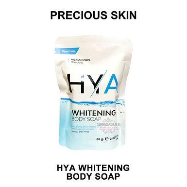PRECIOUS SKIN - HYA Whitening Body Soap