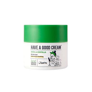 JUMISO - Have A Good Cream Snail & Centella