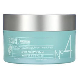 ACWELL - No4 Aqua Clinity Cream