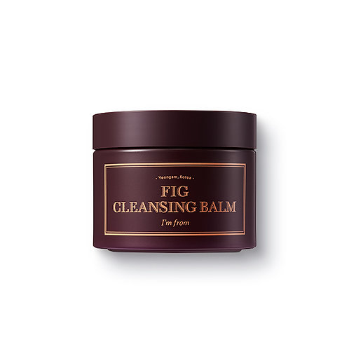 I'M FROM - Fig Cleansing Balm